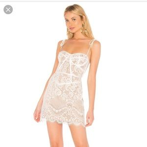 XS for love and lemons Tati corset dress